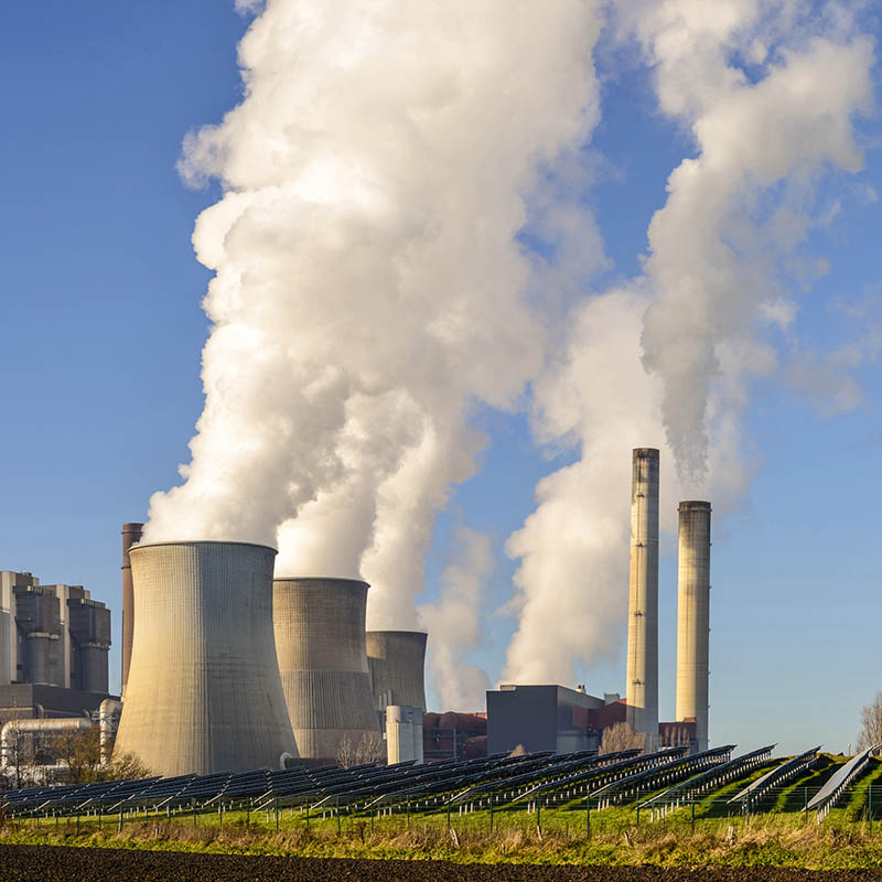 POWER PLANTS AND UTILITIES